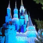 Cinderella's Castle at Disneyworld