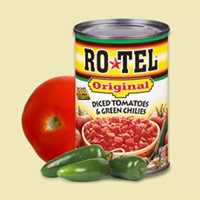 can of rotel