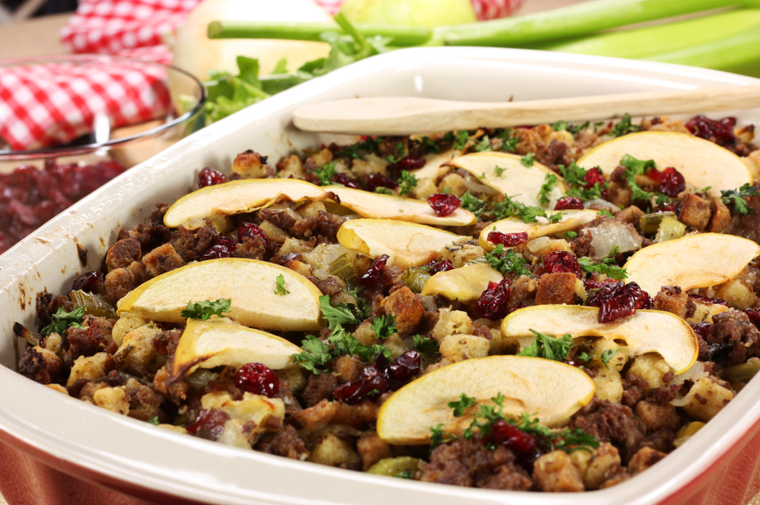 Have a Healthy Holiday Feast « Weekly Sauce
