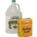 Vinegar and Baking Soda: Real Superheros!