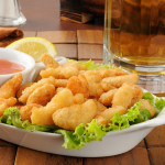 Beer Battered Shrimp