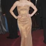 Jessica Chastain in Armani Prive.