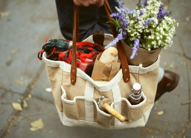 A Pretty Bag to Carry