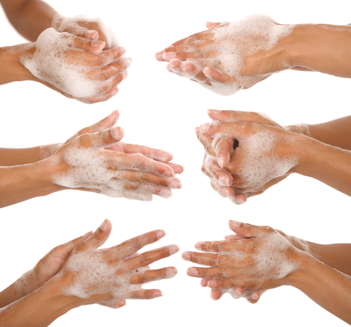 95% of People Aren't Washing Their Hands Correctly: Are You One of Them?