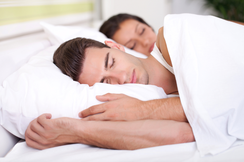 Five Tips For A Better Night's Sleep