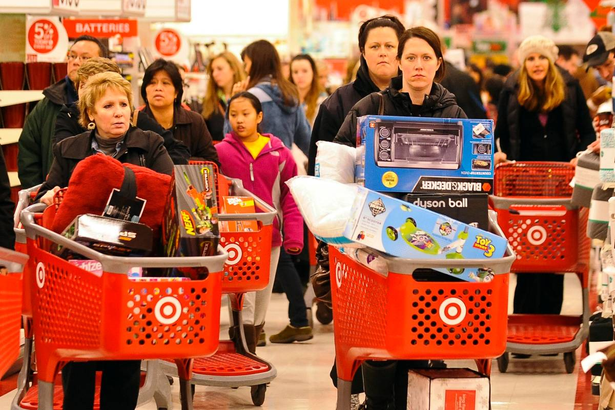 Black Friday 2013 Roundup: The Casualties and Cash Spent
