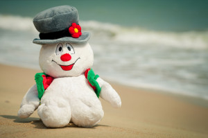 beachsnowman