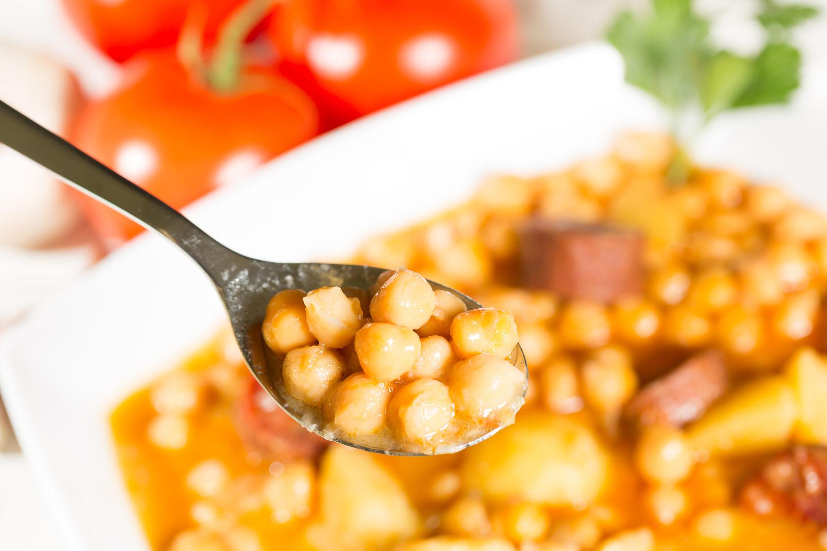 Recipe: Chicken Chickpea Stew « Weekly Sauce
