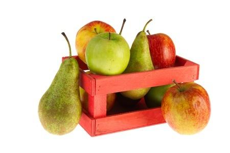 Farmer's Market Fresh: Pear Vanilla Muffins, Plus Apple Pupcakes Recipe!