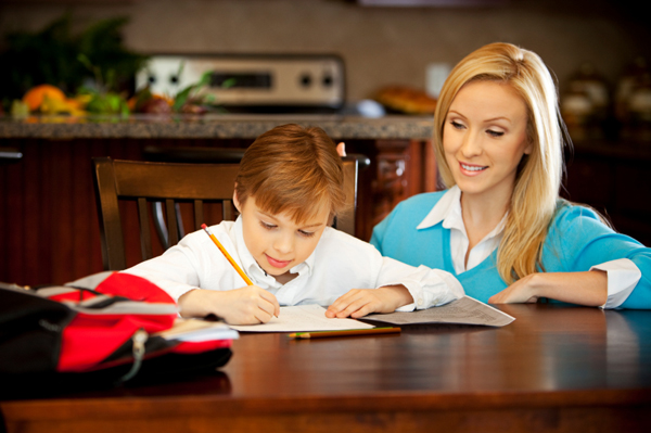 mom-helping-child-with-homework