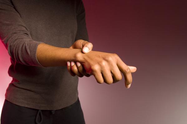 sore wrist
