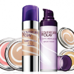 Oil of Olay/Cover Girl Simply Ageless Line (varies)